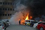 Түркиянын түштүгүндө жайгашкан Адана облусунда губернатордун адмистрациясынын жанында болгон теракт
