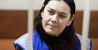 Архивное фото няни Гюльчехры Бобокуловой