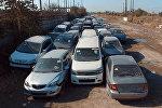 Япониядан Кыргызстанга алынып келинген радиациялык фону жогору автотранспорт каражаттары