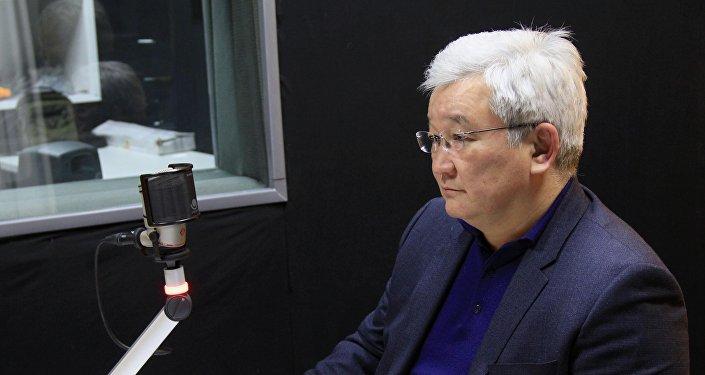 Бывший глава Государственной таможенной службы и экс-мэр Бишкека Кубанычбек Кулматов