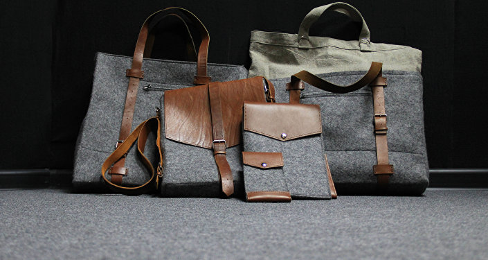 Шаардык көчмөндөр сумкалар коллекциясы