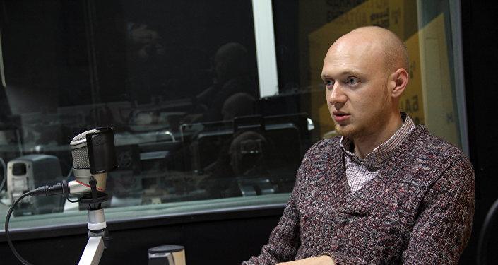 Заведующий отделом реанимации Бишкекской станции скорой медицинской помощи Егор Борисов