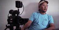 Режиссер, сценарист жана продюсер Эрнест Абдыжапаров. Архив