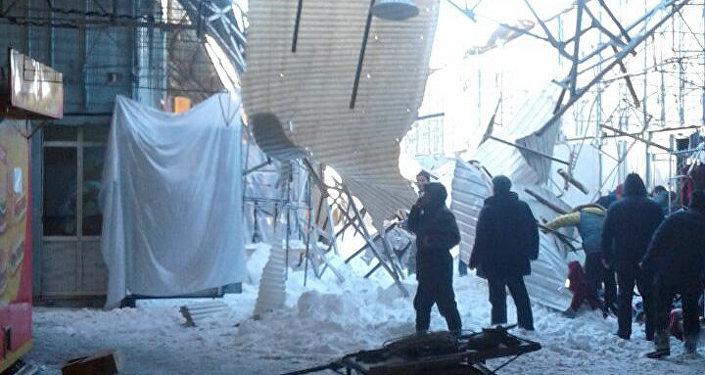Сабыр Жумабеков: Состояние жертв обрушения нарынке тяжелое