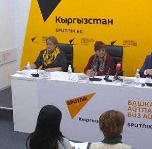 О ситуации с ОРВИ в Бишкеке рассказали в пресс-центре Sputnik Кыргызстан