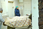 Сабырбек Жумабеков: Алкан базарындагы кырсыктан жабыркагандардын абалы оор