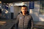 Алкан базарынын вице-президенти Чыңгыз Алканов