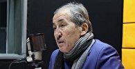 Кыргыз Республикасынын эмгек сиңирген дарыгери, медицина илимдеринин доктору, кардиохирург Калдарбек Абдраманов