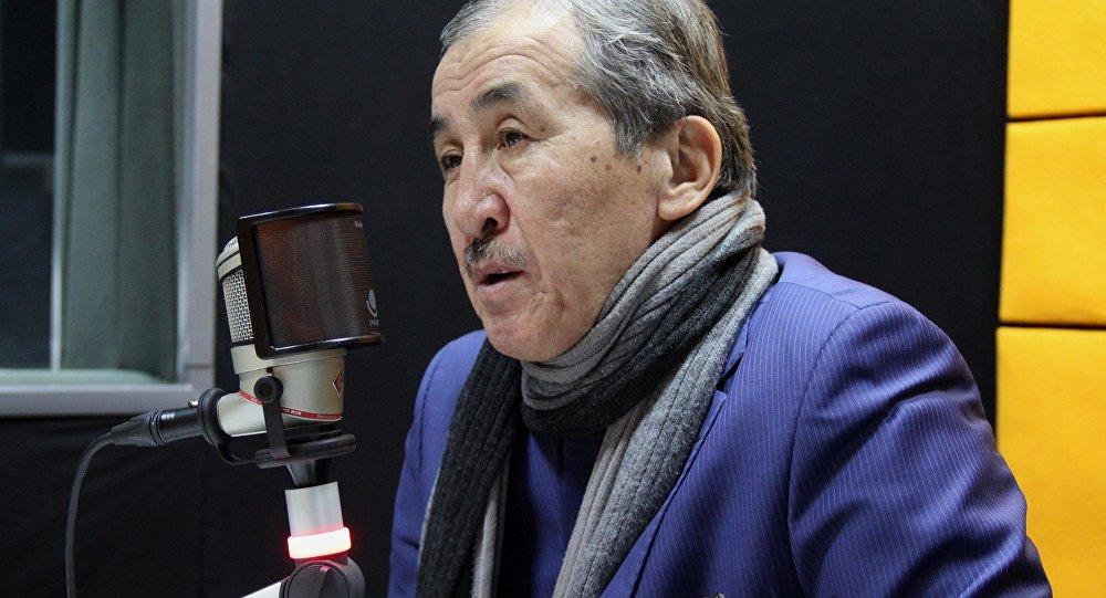 Кыргызстандын башкы кардиохирургу, аритмолог, профессор, Түштүк аймактык жүрөк кан тамыр хирургиясы илимий борборунун жетекчиси Калдарбек Абдраманов