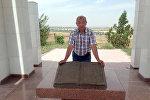 Академик Абдылдажан Акматалиевдин архивдик сүрөтү