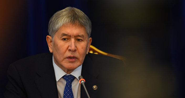 Против экс-главы Минюста Киргизии возбудили уголовное дело