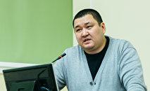 Архивное фото эксперта Ассоциации приграничного сотрудничества Марата Шибутова