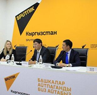 Пресс-конференция О новых методах развития туризма в Кыргызстане