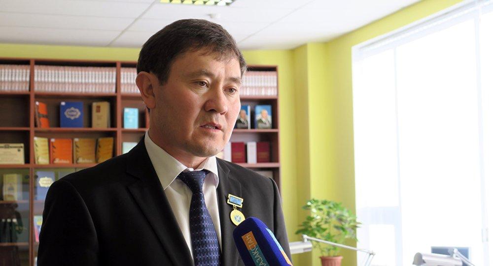 Маданият, маалымат жана туризм министринин орун басары Фархад Бекмамбетов