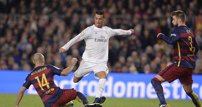 «Реал Мадрид» непроигрывает уже 33 матча