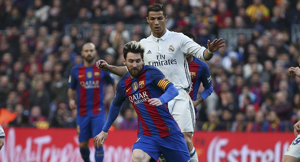 Рамос спас «Реал» отпоражения вматче с«Барселоной»