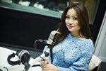 Кыргызстандын Эмгек сиңирген артистти Динара Акулованын Кызы Малика-Дина