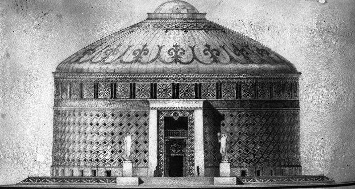Каким мог быть Фрунзе — заброшенные чертежи архитекторов