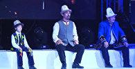 Жети күндүк Манас айтуу иш-чарасы концерт менен жыйынтыкталды