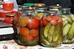 Маринованные овощи. Архивное фото