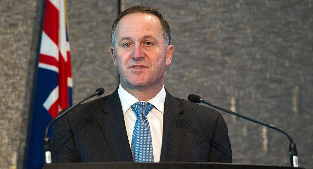 Ушел вотставку премьер новоиспеченной Зеландии