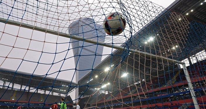 Дарбазадагы футбол тобу. Архив