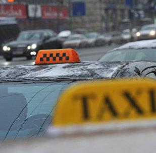 Такси автоунаалары. Архив