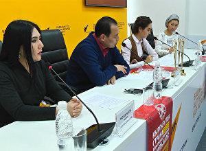 О международном кинофестивале рассказали в пресс-центре Sputnik Кыргызстан