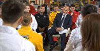 Путин ответил на вопросы о мечте, увлечениях и о том, кто такой Путин