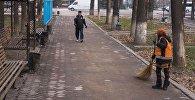 Бишкек шаарынын Эркиндик бульвары