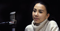 Архивное фото популярной кыргызстанской певицы Аяны Касымовой