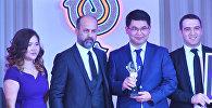 В Бишкеке выбрали лучших на #ONE MAGAZINE AWARDS 2016