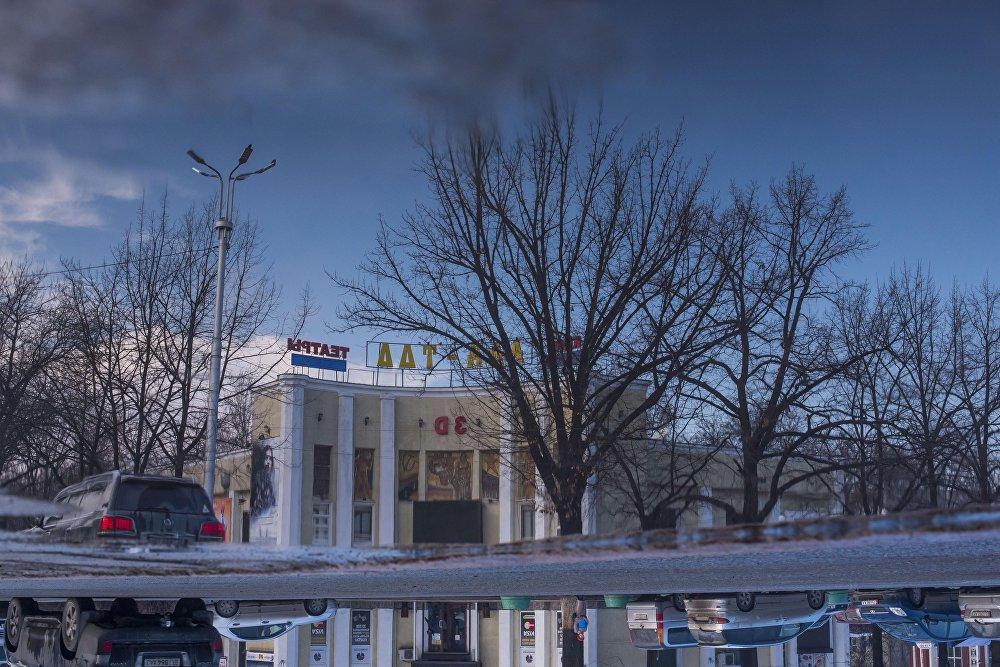 Ала-Тоо кинотеатры