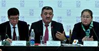 LIVE: пресс-конференция мэра Бишкека Албека Ибраимова