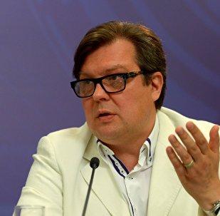 Директор Международного института новейших государств Алексей Мартынов. Архивное фото
