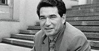 Кыргызский писатель, герой Киргизской Республики Чингиз Айтматов. Архивное фото