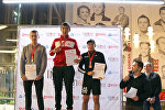 Кыргызстанские триатлеты завоевали три медали, из них две — золотые, на открытом чемпионате Indoor Triathlon World Class Open 2016