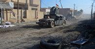 Бронетранспортер Ираксих военных в Мосуле