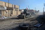 Мосулдагы Ирак аскрелеринин унаасы. Архив
