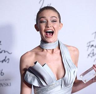 Премия International Model в Лондоне