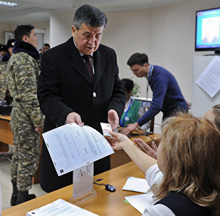 Референдум по внесению изменений в Конституцию Кыргызской Республики
