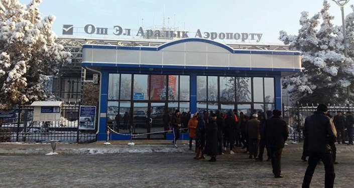 Лавина снесла две грузовые машины натрассе Бишкек— Ош