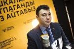 Глава наблюдательной миссии Межпарламентской ассамблеи СНГ Эдуард Шармазанов