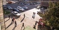 Бишкектин борбору. Архивдик сүрөт