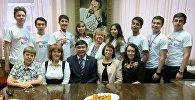 Студенты КРСУ на II Международной олимпиаде по морфологии, анатомии и гистологии в Новосибирске