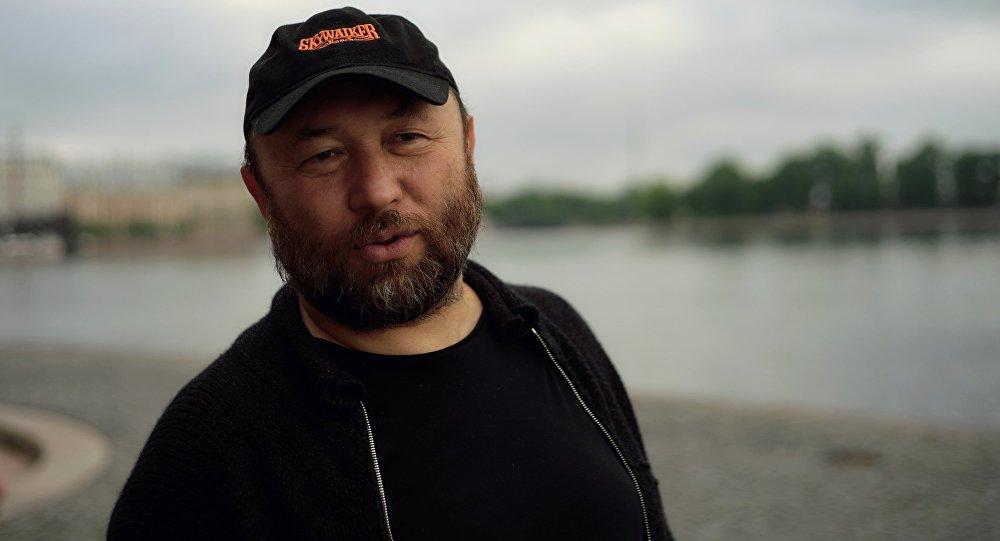 Режиссер Тимур Бекмамбетов. Архив