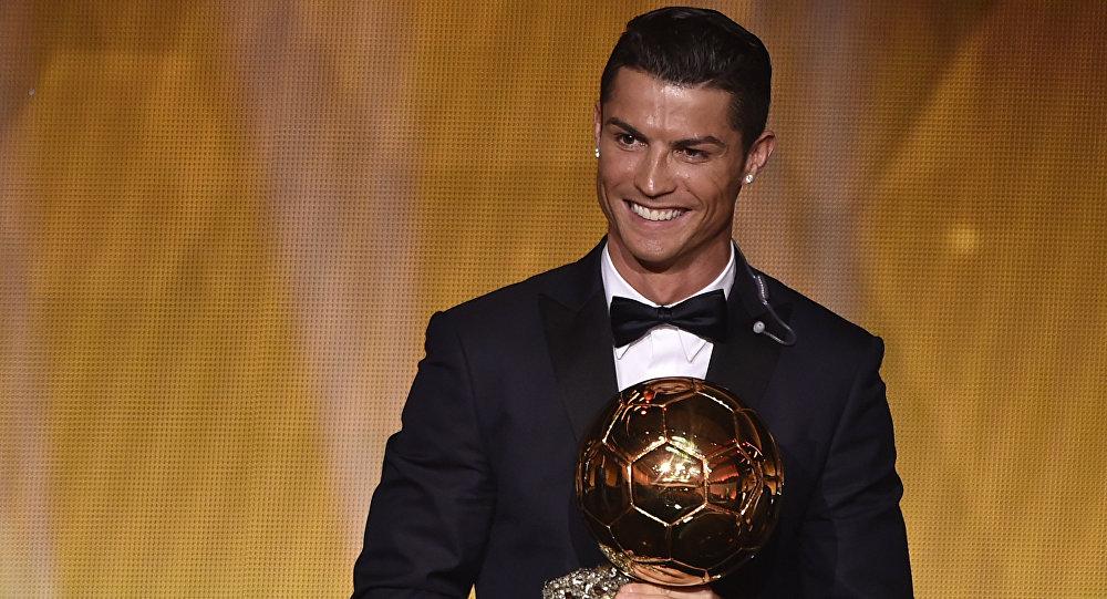 Реал клубунун жана Португалия курама командасынын чабуулчусу Криштиану Роналдунун архивдик сүрөтү