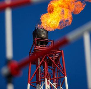 Нефть табуучу жай. Архивдик сүрөт