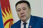 Бир Бол фракциясынын депутаты Улукбек Ормонов