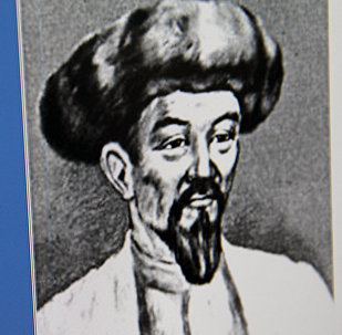 Чыгаан акын, комузчу, ойчул, күүчү, обончу Арстанбек Буйлаш уулу